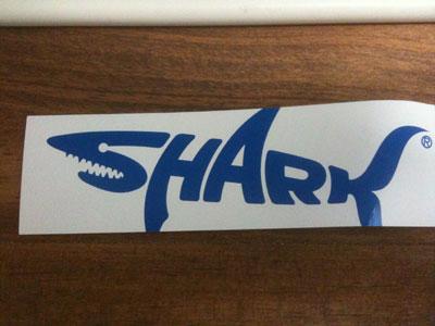 SHARKロゴ