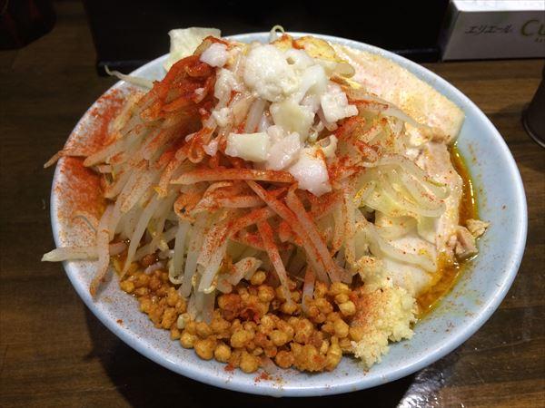 ファイヤー麺 全体
