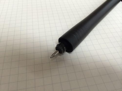 専用ペンの軸