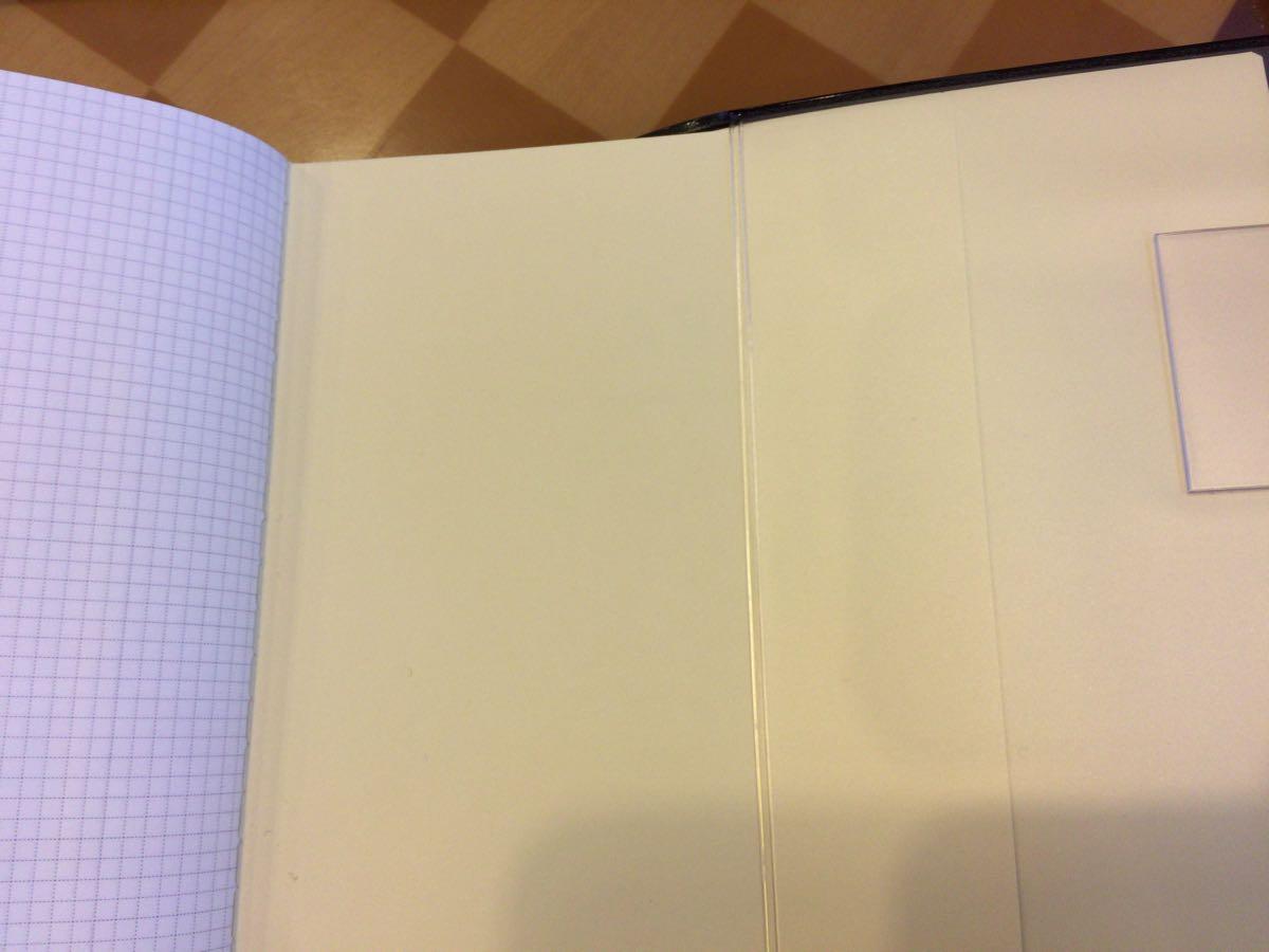 新しいジブン手帳にIDEAノートにを組み込むところ